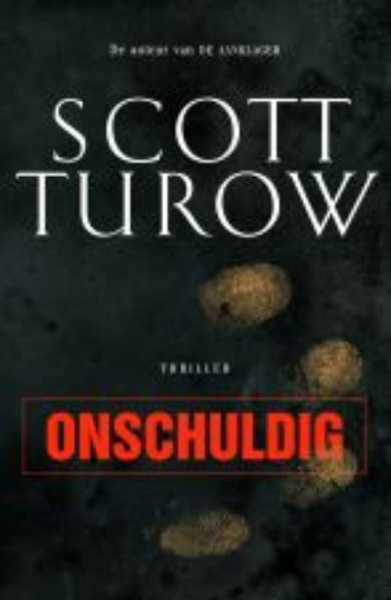 Onschuldig - Scott Turow |