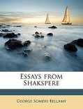 Essays from Shakspere