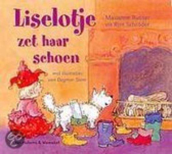 Liselotje - Liselotje zet haar schoen