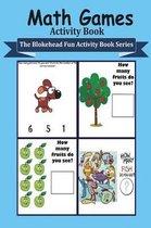 Math Games Activity Book