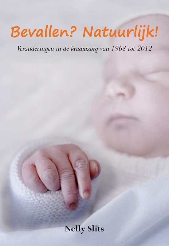 Cover van het boek 'Bevallen? natuurlijk!'