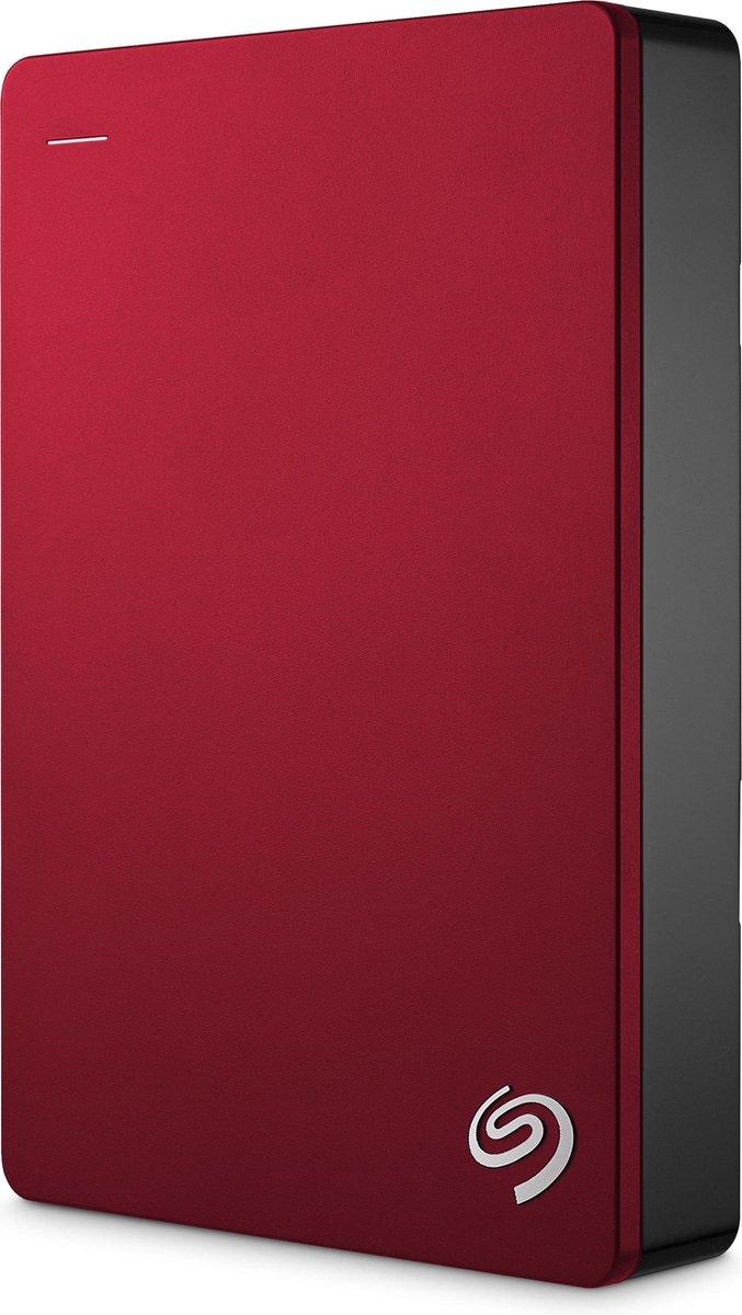 Seagate Backup Plus Portable 4TB externe harde schijf 4000 GB Rood - Seagate
