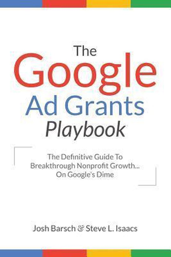 The Google Ad Grants Playbook