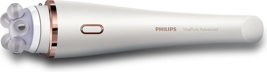 Philips VisaPure Advanced SC5370/10 Gezichtsreinigingsborstel/ Gezichtsborstel - Wit