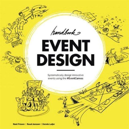 Afbeelding van Event design handbook