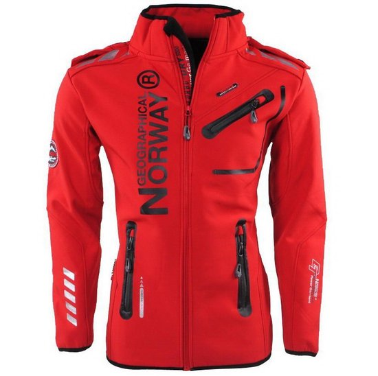   Geographical Norway Heren Softshell Jas