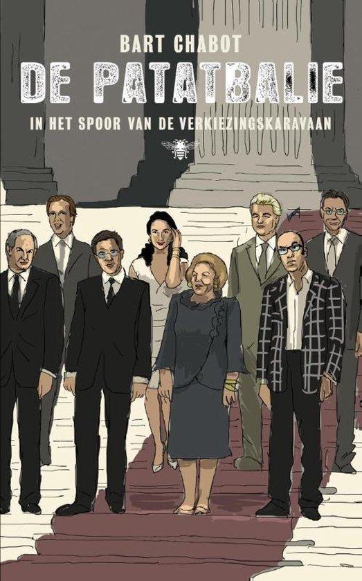 Boek cover Patabalie van Bart Chabot (Onbekend)