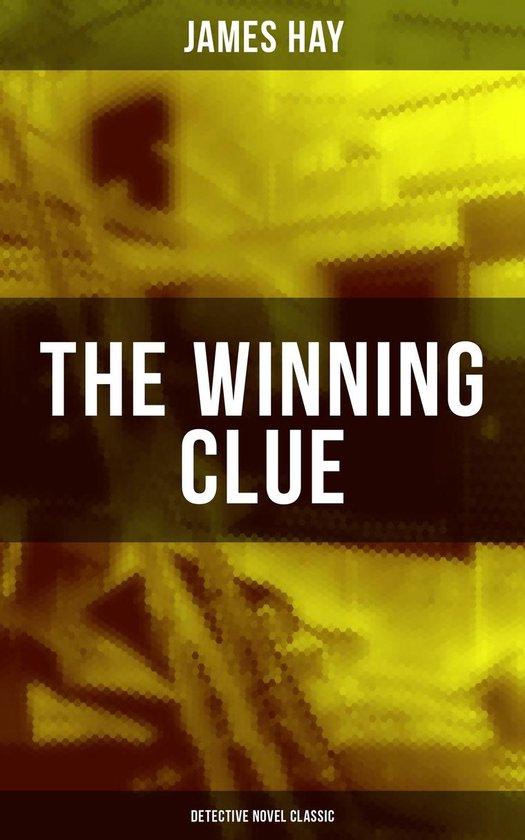 Omslag van THE WINNING CLUE (Detective Novel Classic)