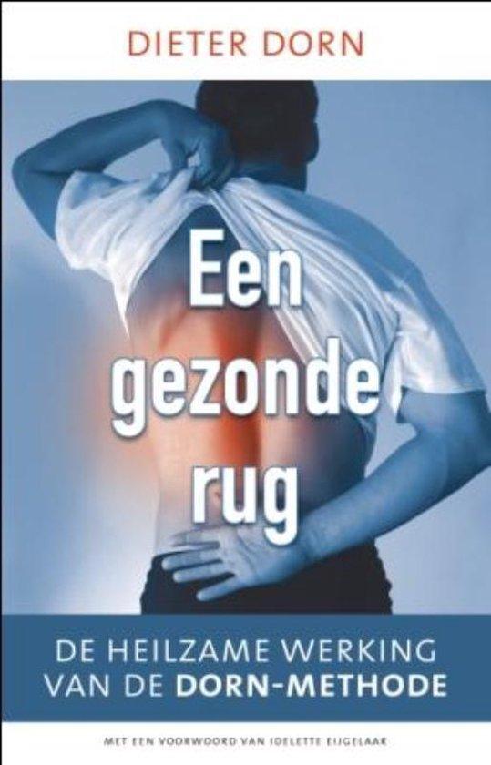Een gezonde rug - Dieter Dorn | Fthsonline.com