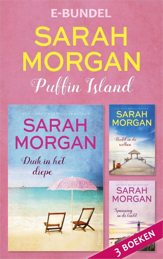 Puffin Island - Sarah Morgan |