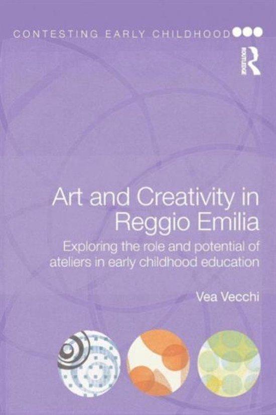 Art and Creativity in Reggio Emilia