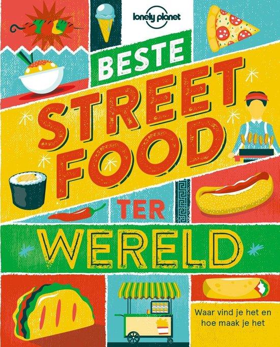 Afbeelding van Lonely planet - Beste streetfood ter wereld