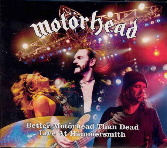 Better Motorhead Than Dea