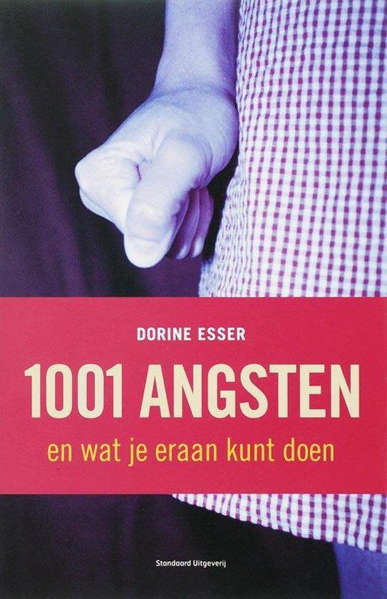 Cover van het boek '1001 angsten' van D. Esser