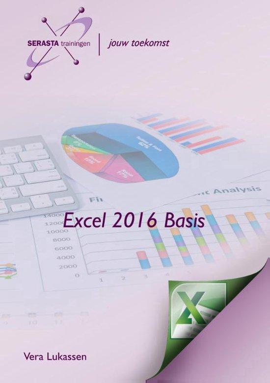 Excel 2016 basis - Vera Lukassen |