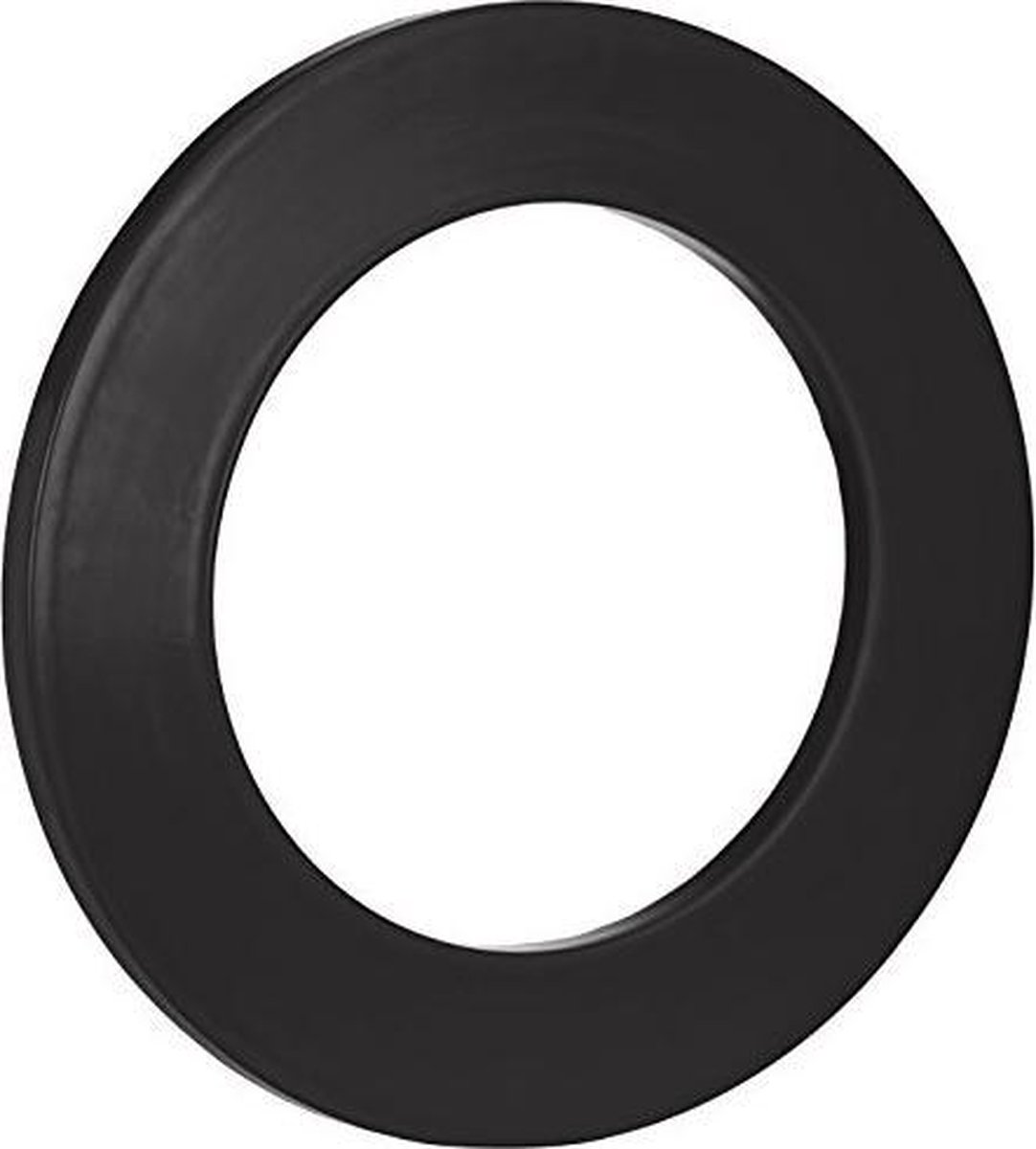 "dartbordring Pro Surround zwart 18""/12 cm"