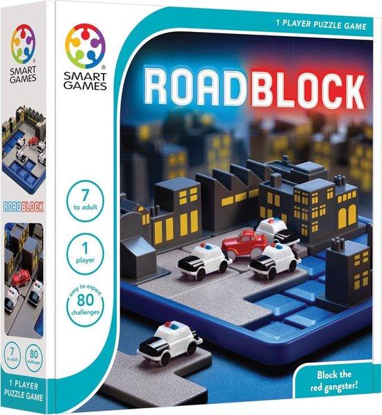 Smart Games RoadBlock - Denkspel