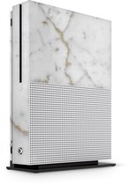 Xbox One S Console Skin Marble