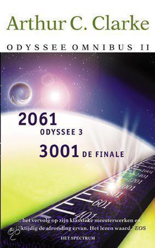 Odyssee Omnibus 2 - Arthur C. Clarke | Fthsonline.com