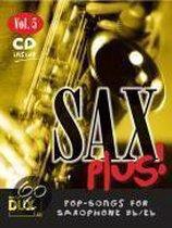 Sax Plus! Vol. 5