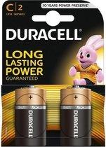 Duracell 2 LR14 C Single-use battery Alkaline