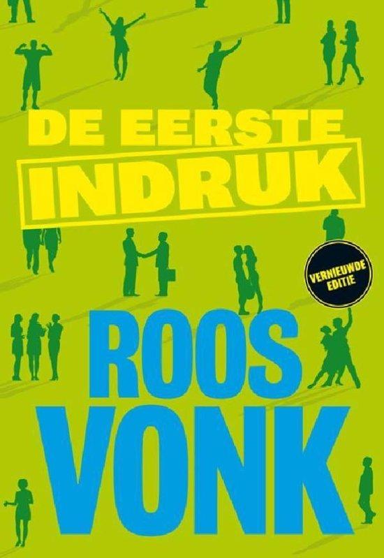 De eerste indruk - Roos Vonk pdf epub
