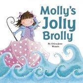 Omslag Molly's Jolly Brolly
