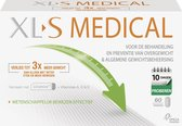 XL-S Medical Vetbinder - Helpt bij afvallen - Eetlustremmer - 60 tabletten