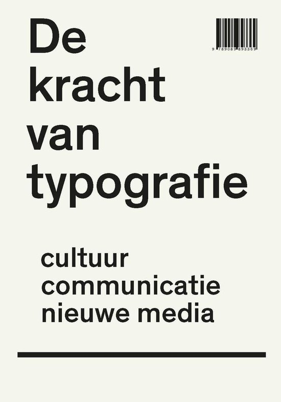 De kracht van typografie - Peter Bil'Ak pdf epub