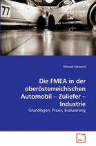 Die Fmea in Der Oberosterreichischen Automobil - Zuliefer - Industrie