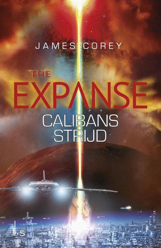 The Expanse 2 - Calibans strijd - James Corey  
