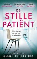 Boek cover De stille patiënt van Alex Michaelides (Onbekend)