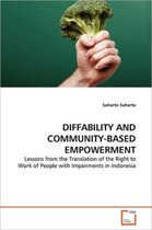 Diffability and Community-Based Empowerment