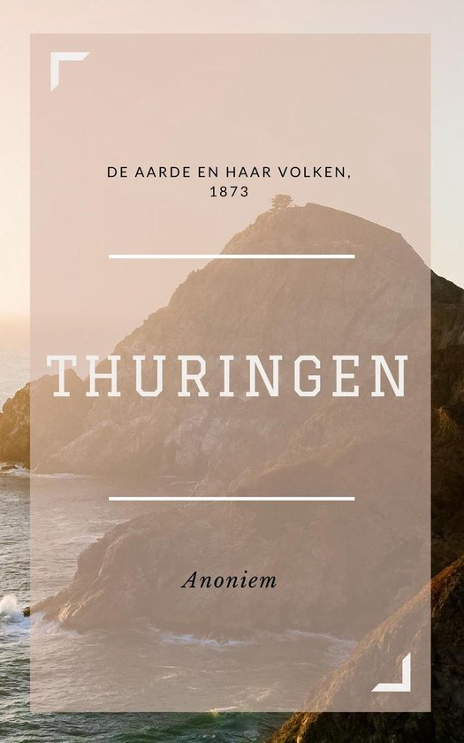Thuringen (Geïllustreerd) - Anoniem pdf epub