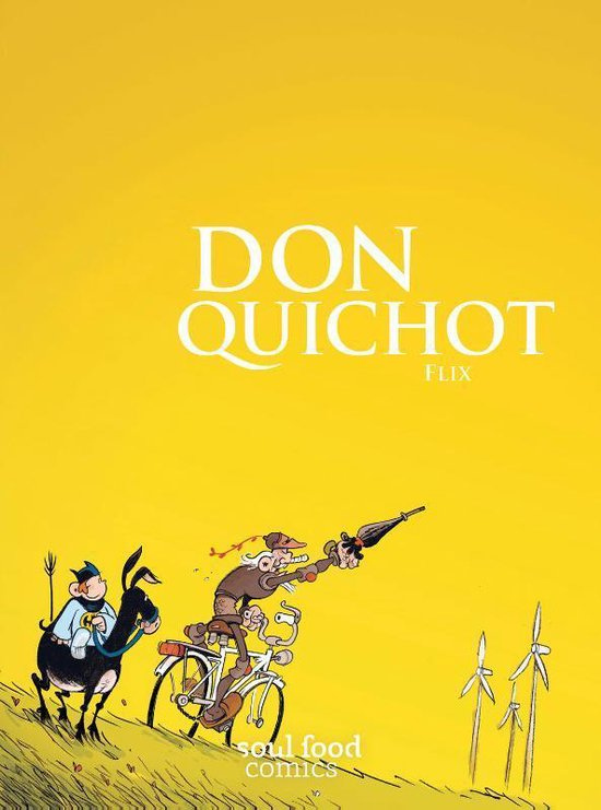 Don Quichot - Flix |