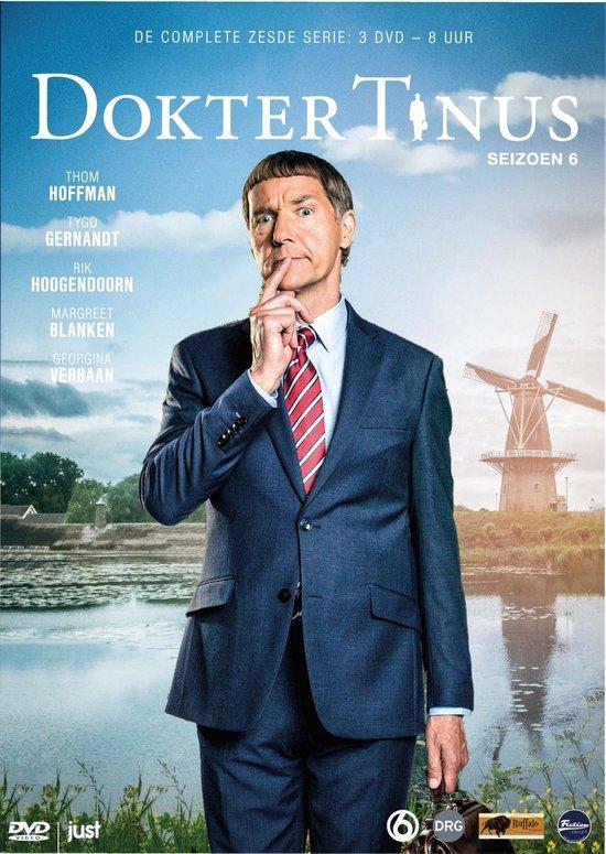 Dokter Tinus - Seizoen 6 - 3 Dvd Stackpack