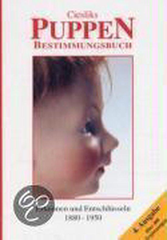 Ciesliks Puppen-Bestimmungsbuch