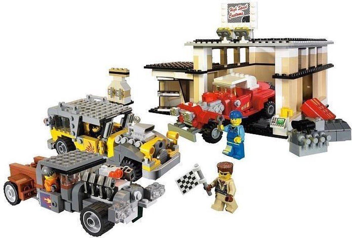 LEGO Factory Custom Car Garage - 10200