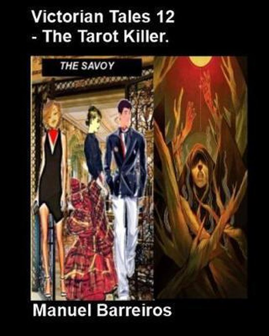 Victorian Tales 12 - The Tarot Killer.