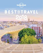 Omslag Lonely Planet's Best in Travel 2018