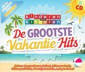 CD cover van De Grootste Vakantiehits van Kinderen voor Kinderen