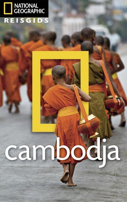 National Geographic Reisgids - Cambodja - Trevor Ranges   Fthsonline.com