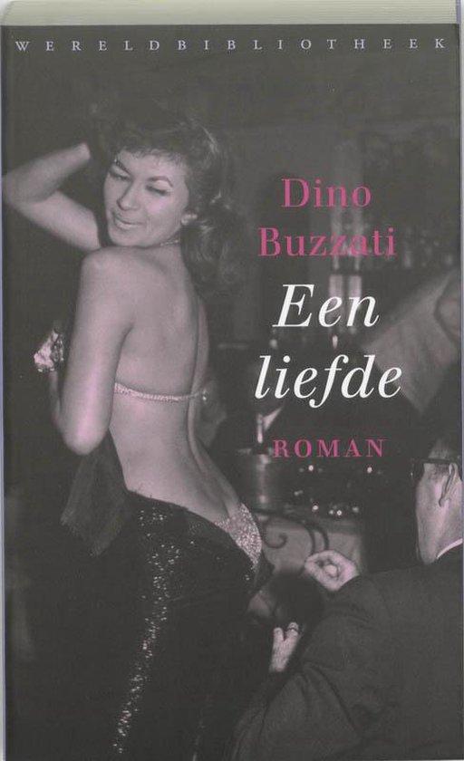 Een liefde - D. Buzzati |