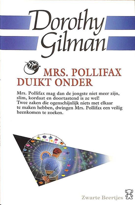 Mrs Pollifax duikt onder