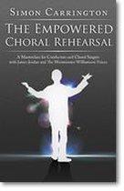Omslag Simon Carrington: Empowered Choral Rehearsal DVD