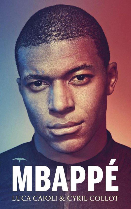 Boek cover Mbappé van Luca Caioli (Onbekend)