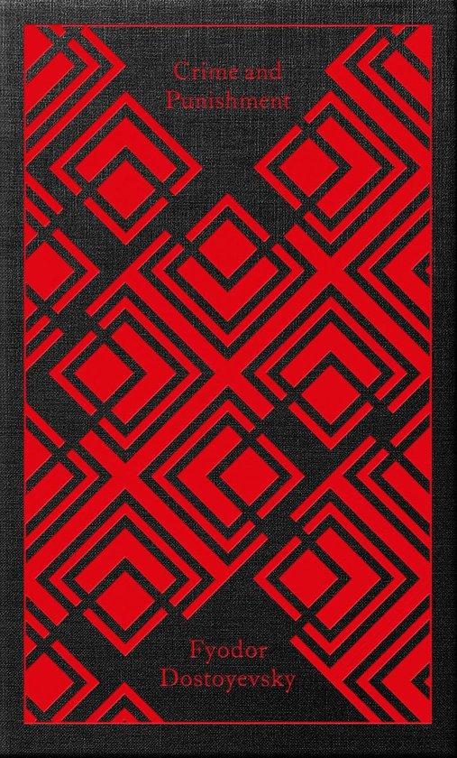 Boek cover Crime and Punishment van Fyodor Dostoevsky (Hardcover)