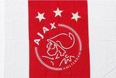 Ajax vlag 100x150cm - wit/rood/wit