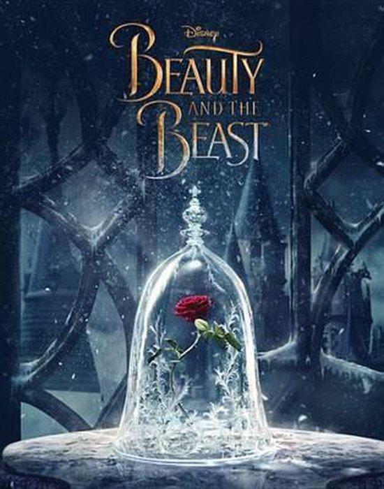 Boek cover Beauty and the Beast Novelization van Elizabeth Rudnick (Paperback)