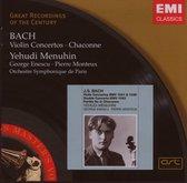 Bach: Violin Concertos - Chaco